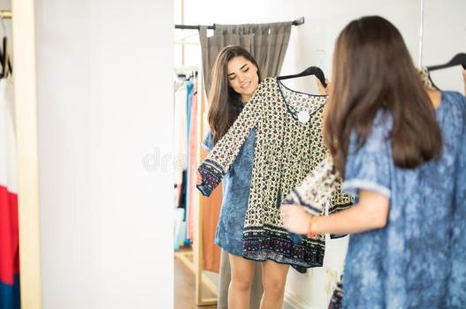 сервис в магазинае одежды